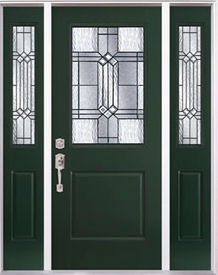 Replacement Doors Houston Vinyl Steel French Sliding Entry